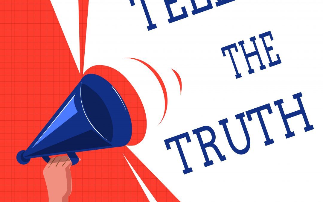 Can you handle the truth? Why speaking or asking for the truth can be tricky